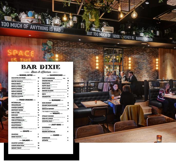 Bar DIXIE Amstelveen